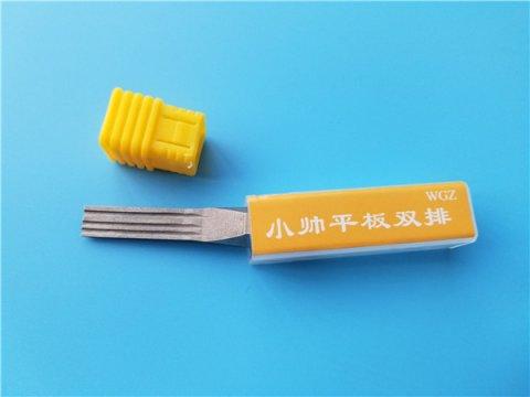 锡纸开锁怎么做锡纸软硬开工具才能顺利开锁
